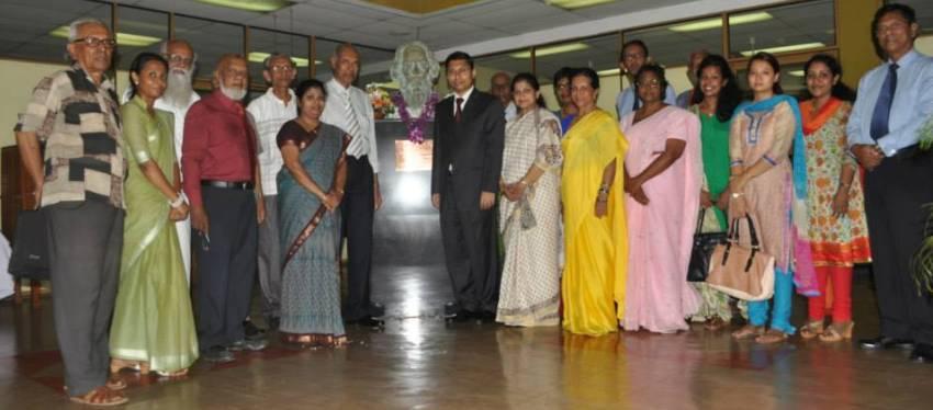 Commemorate the 154th Birth Anniversary of Nobel Laureate Rabindranath Tagore