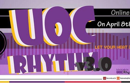 UOC Rhythm – Live