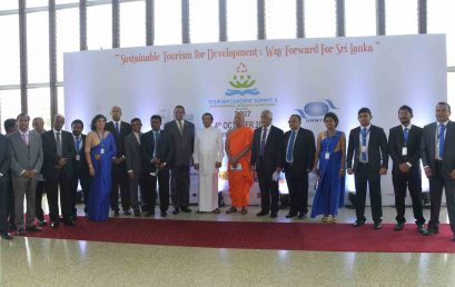 Tourism Leaders' Summit & International Tourism Research Symposium – Year 2017