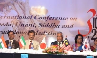 3rd International Conference on Ayurveda, Unani, Siddha and Traditional Medicine – 2015