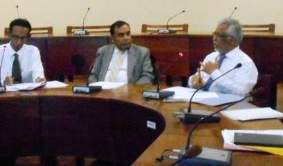 HE Mr.Y.K. Sinha, the High Commissioner of India attends the 4th Advisory Board Meeting of CCIS