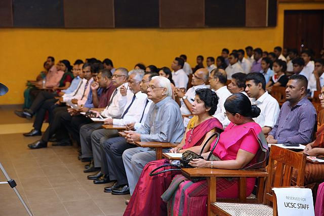 Inauguration Ceremony UCSC – Academic Year 2015/2016