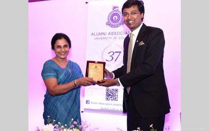 The Colombo University Alumni Felicitate – Vice Chancellors