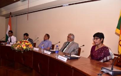 "Launch of the Volume ""Anagarika Dharmapala and India – Sri Lanka Relations"""