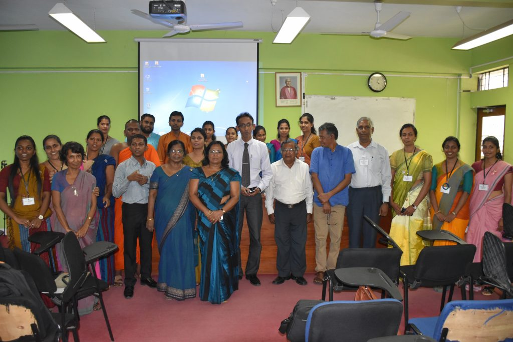 Annual Research Symposium 2017 – Department of Sinhala