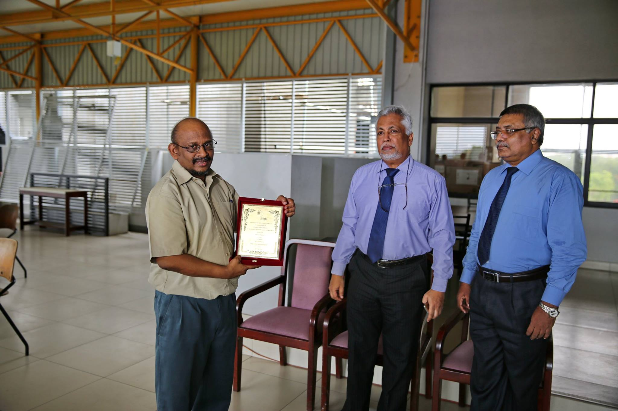 Service Appreciation of Professor Gihan Wikramanayake