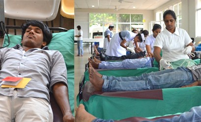 Blood Donation – Faculty of Management