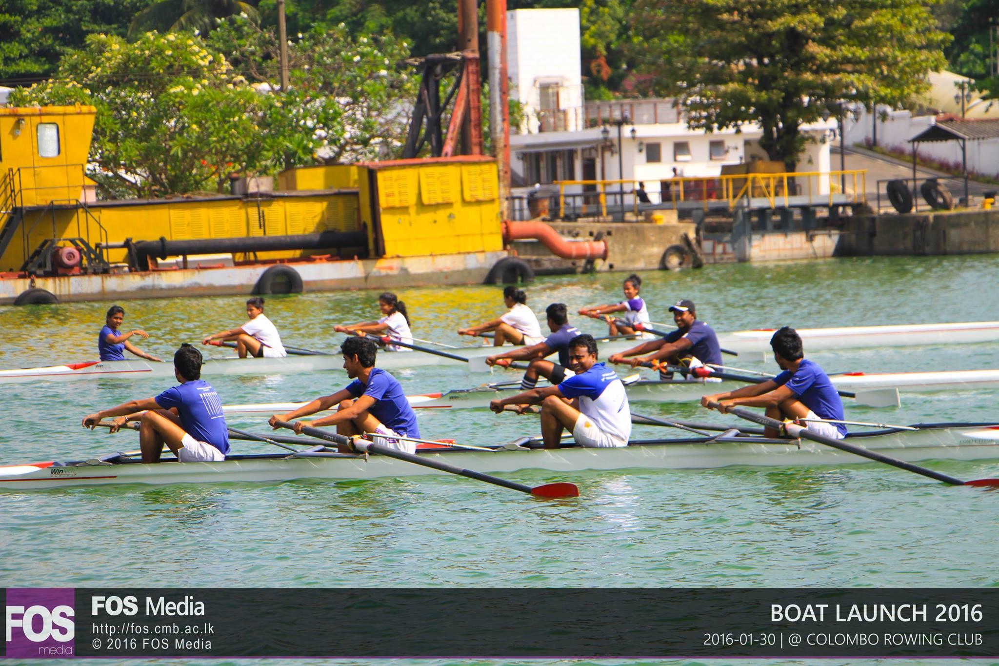 Boat Launch 2016 8