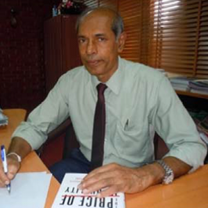 Chandrasiri S, Professor
