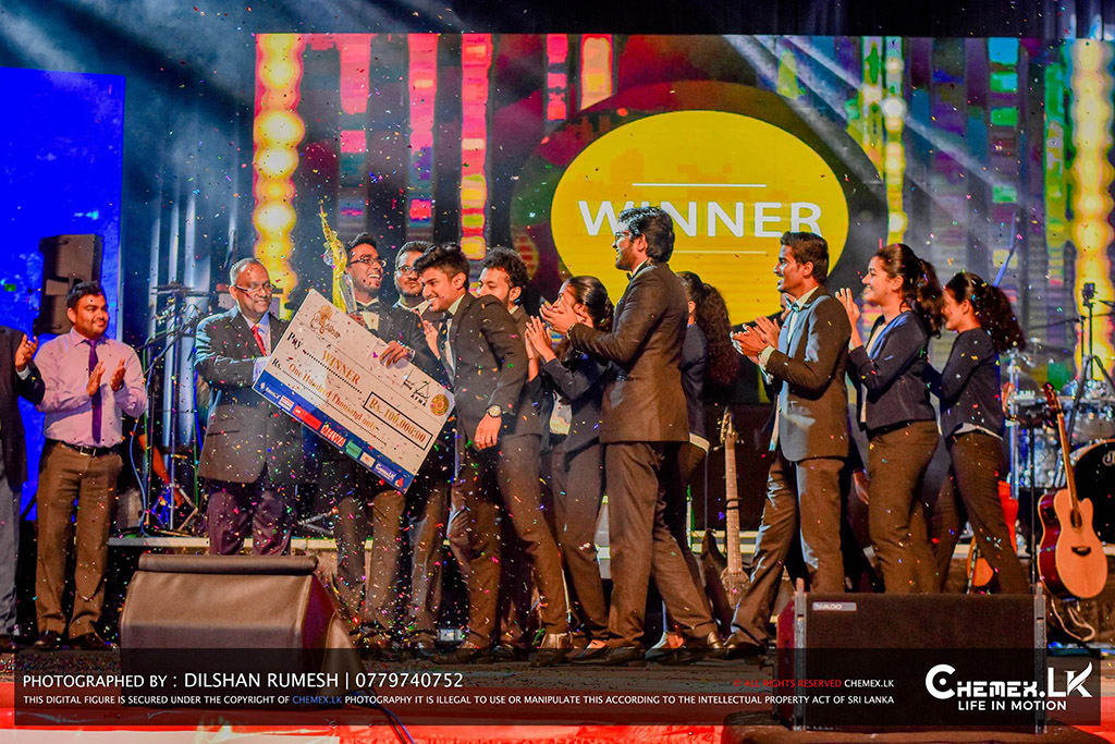 """Chathurmana"" චතුර්මාන – Inter University Talent Competition"