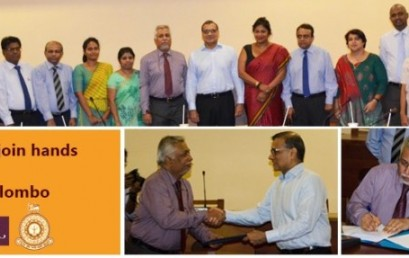 Cinnamon and JKF join hands with University of Colombo