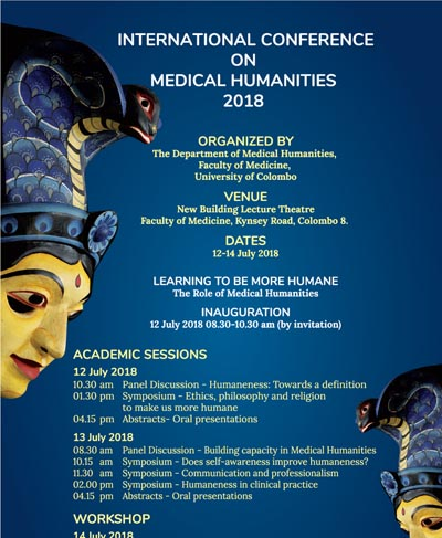 International Conference on Medical Humanities