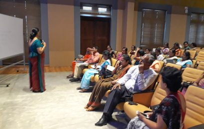 Counseling Workshop for Teachers in the Negombo Educational Zone