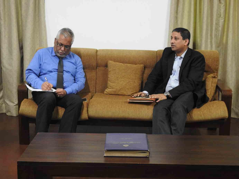Bangladesh High Commissioner Visited University of Colombo