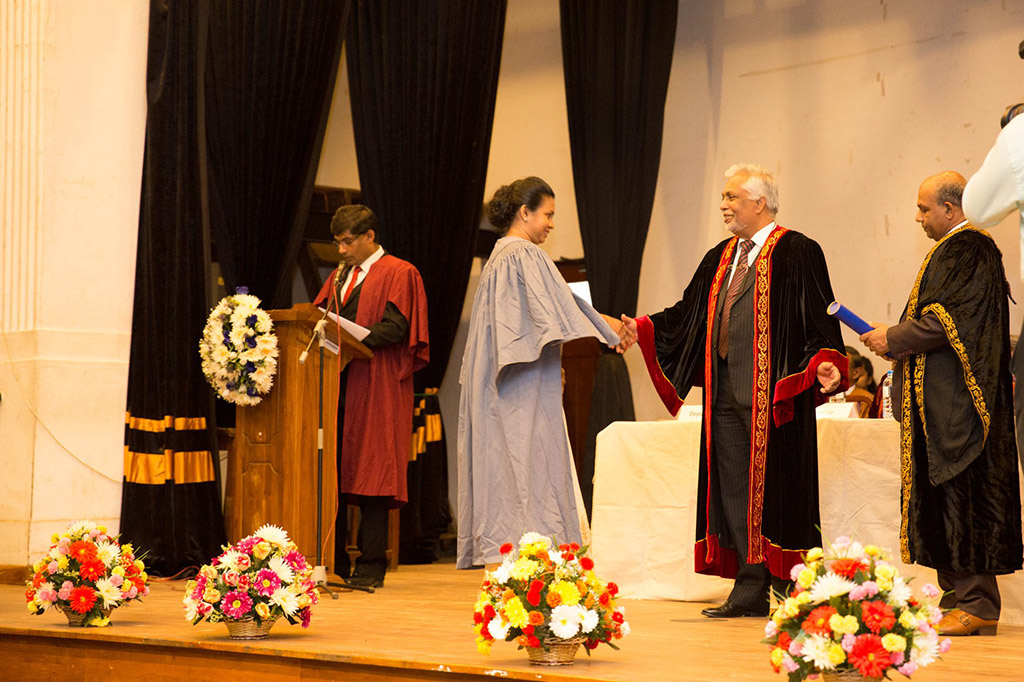 Diploma & Higher Diploma Award Ceremony – UCSC
