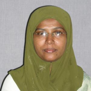 Dr. (Ms.)  Fareena Ruzaik