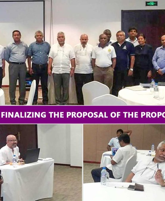 The Preliminary workshop for the proposed faculty of Engineering