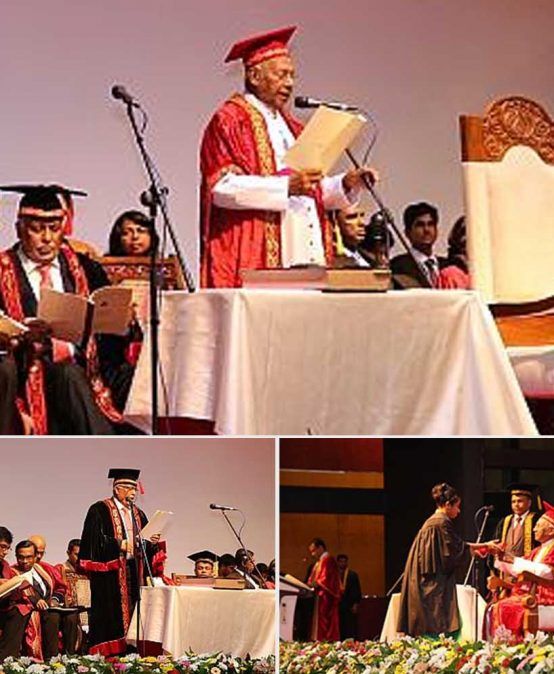 Conferment of BIT External Degrees 2016
