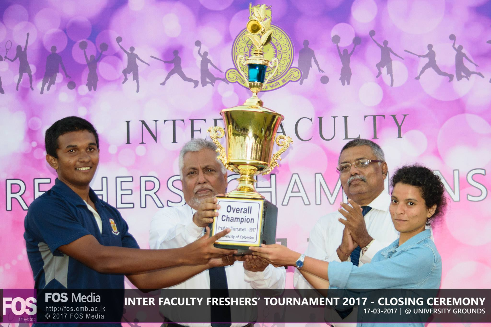 Freshers' Tournament 2017