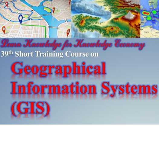 Short Training Course on Geographical Information Systems (GIS ...