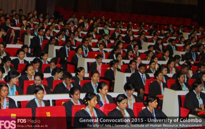 General Convocation – 2015