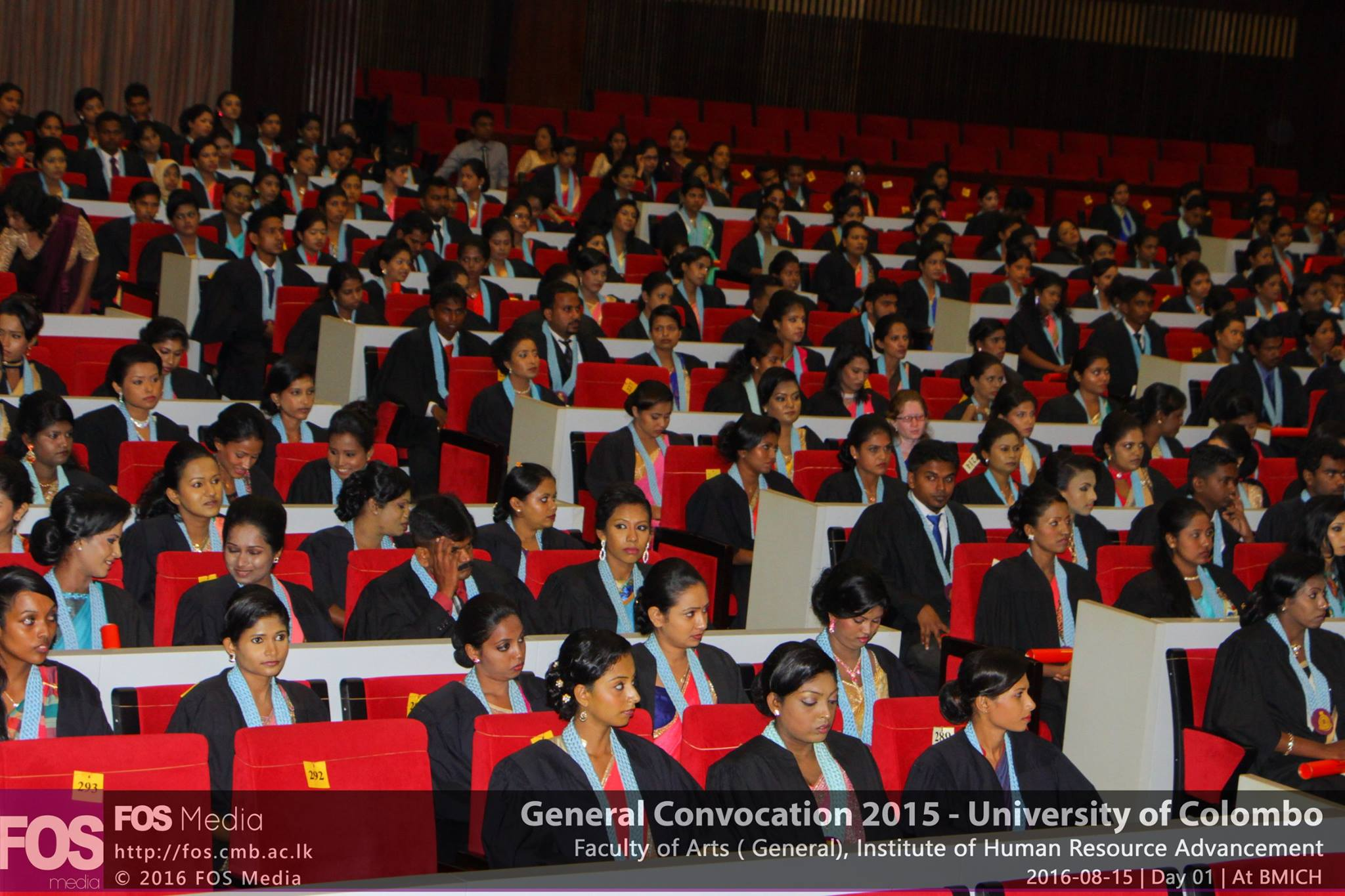 General Convocation – 2015