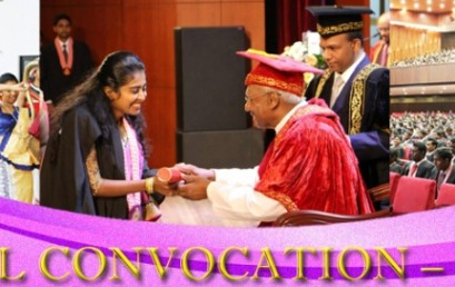 General Convocation – 2014
