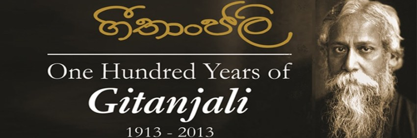 "Launch of the Book ""One Hundred Years of Gitanjali"""