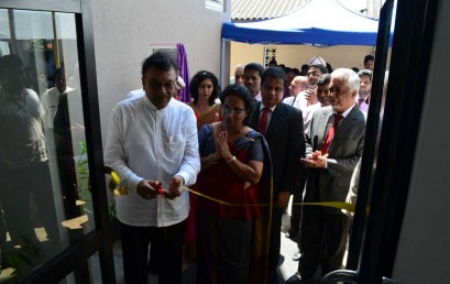 Opening of the 'Sarasavi Madura' New Girls Hostel at the Institute of Indigenous Medicine, University of Colombo