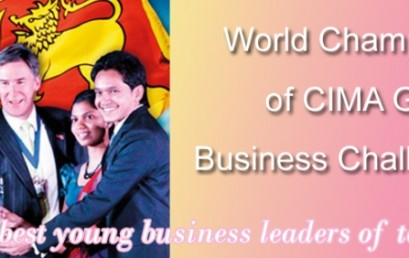 Global Business Challenge Champions 2014