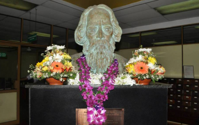 Commemoration of the 156 th Birth Anniversary of Nobel Laureate Rabindranath Tagore