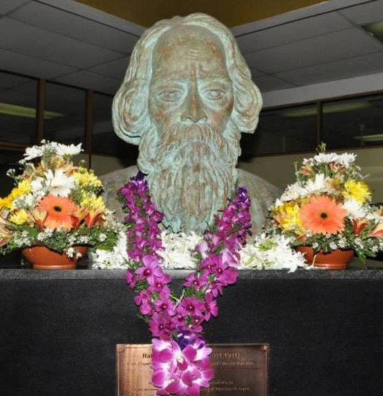 Commemoration of the 156 th Birth Anniversary of Nobel Laureate Rabindranath Tagore