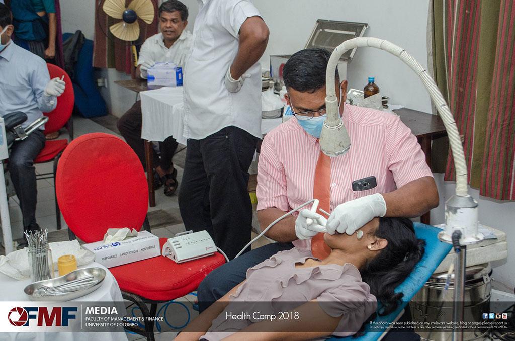 Multi Service Health Camp- 2018