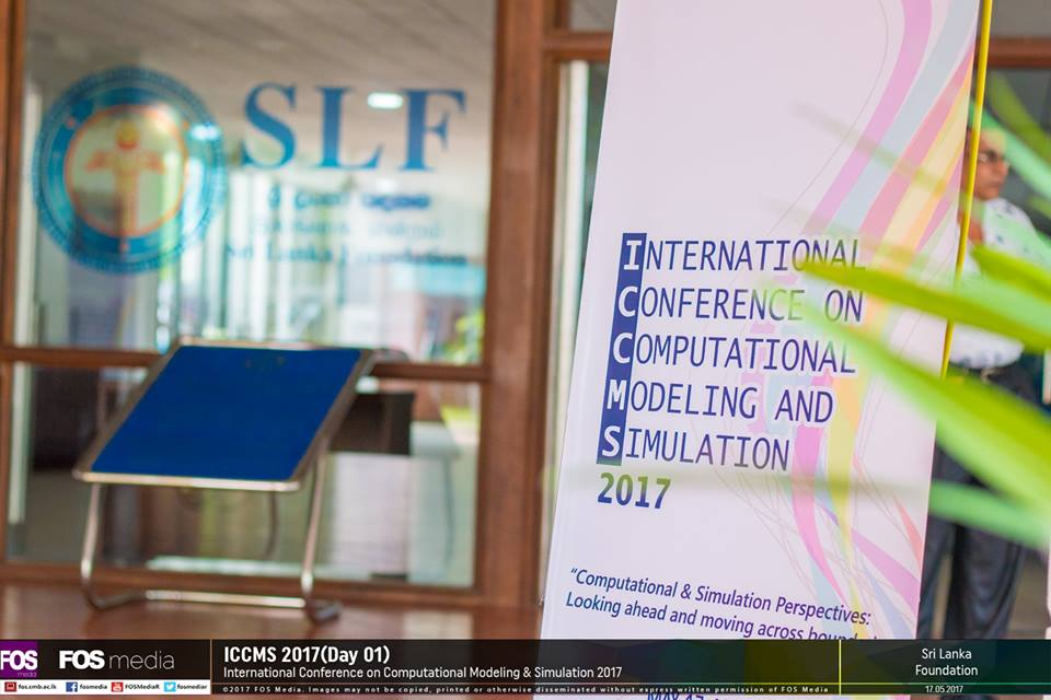 The International Conference on Computational Modeling & Simulation 2017