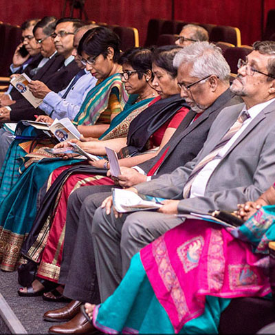 The 11th Annual Vidya Jyothi Professor V K Samaranayake Memorial Oration