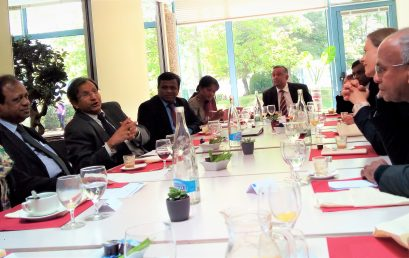 22nd Meeting of Sri Lanka Forum of University Economists