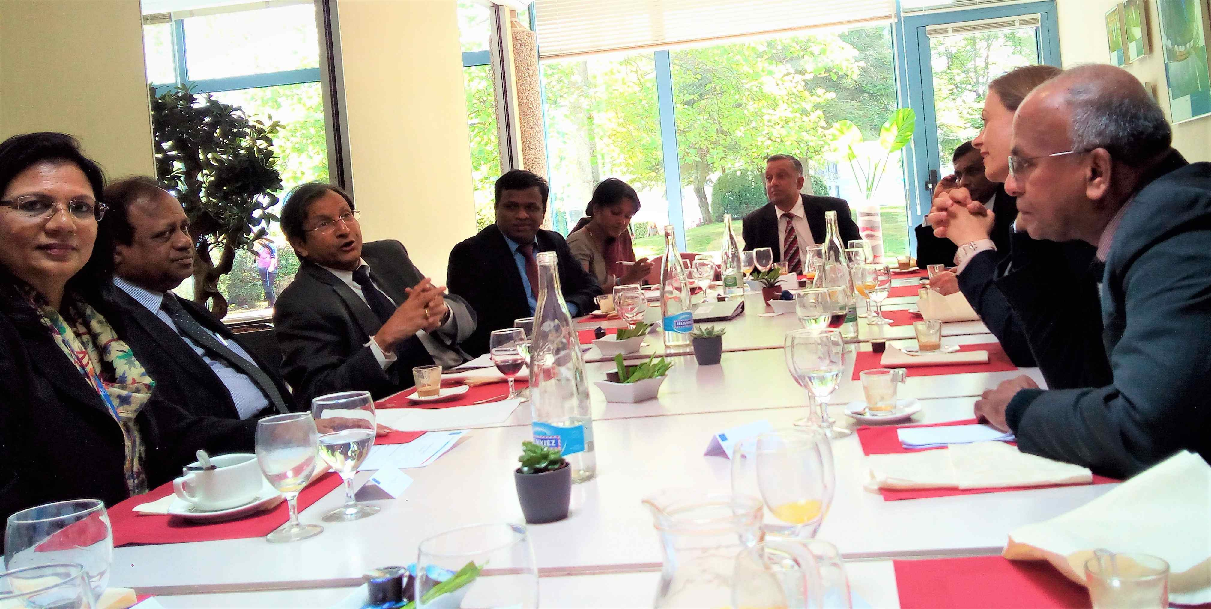22nd Meeting of Sri Lanka Forum of University Economists