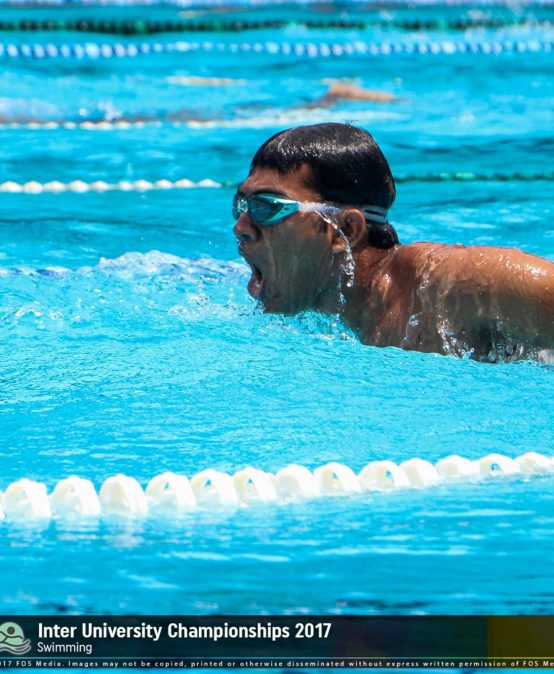 Inter University Championship – Swimming