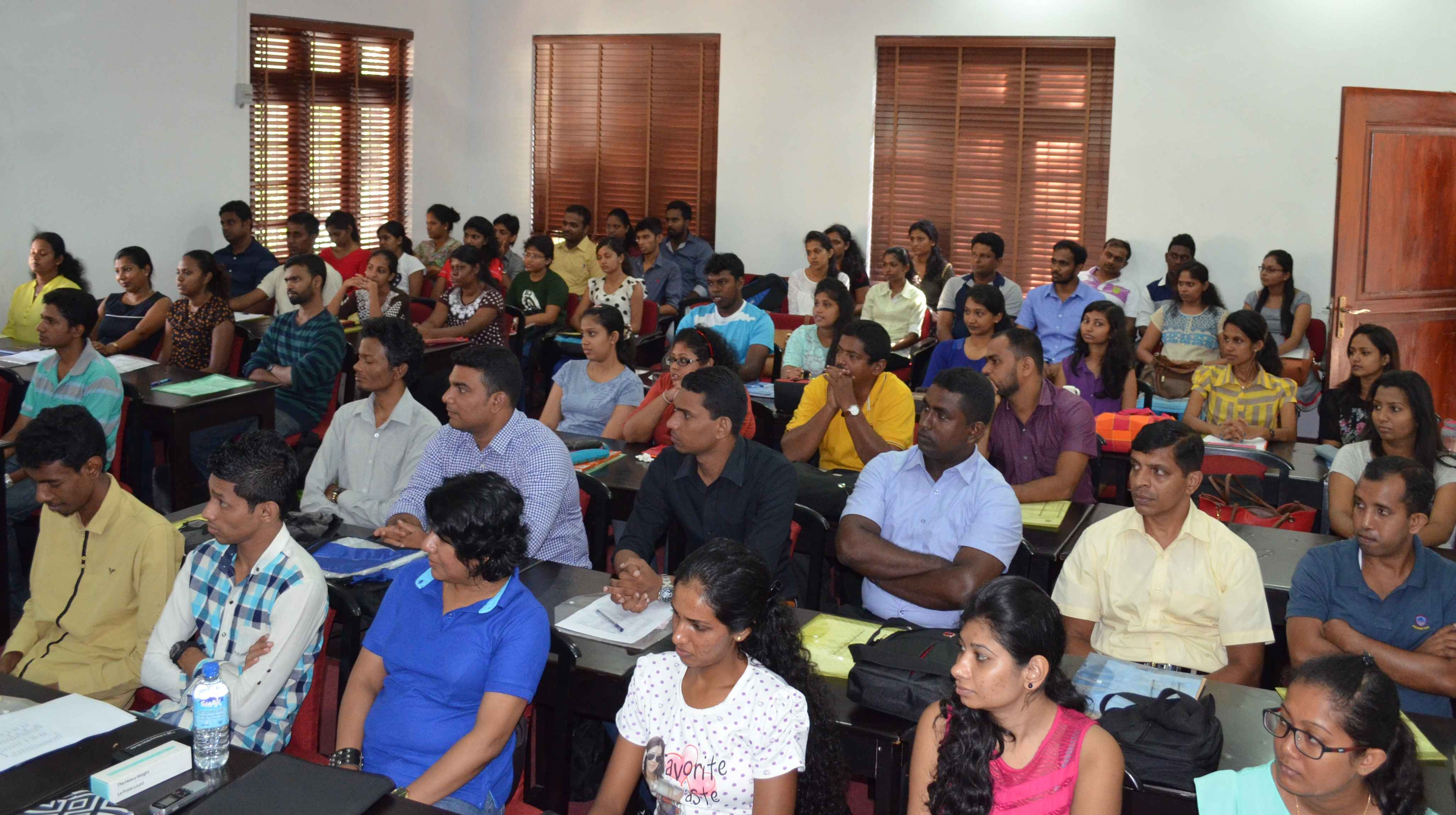 Inaugural Ceremony of Diploma in Human Resource Management