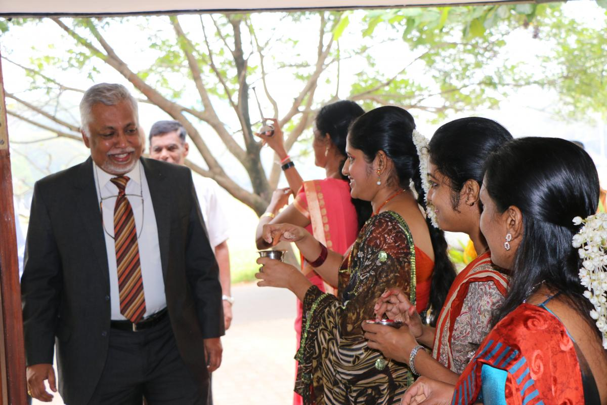 Inauguration Ceremony – 'Certificate Course in Written Tamil' and 'Certificate Course in Spoken Tamil'