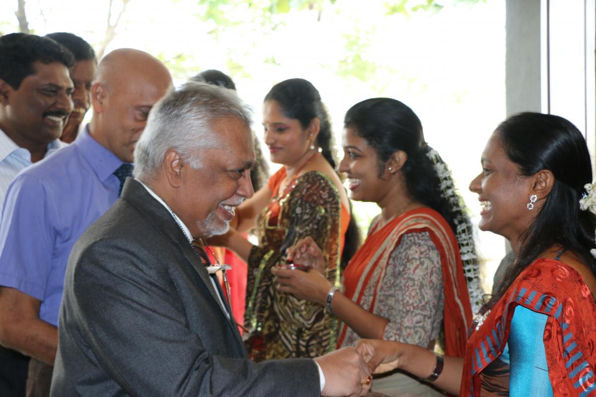 Inauguration Ceremony Tamil 2