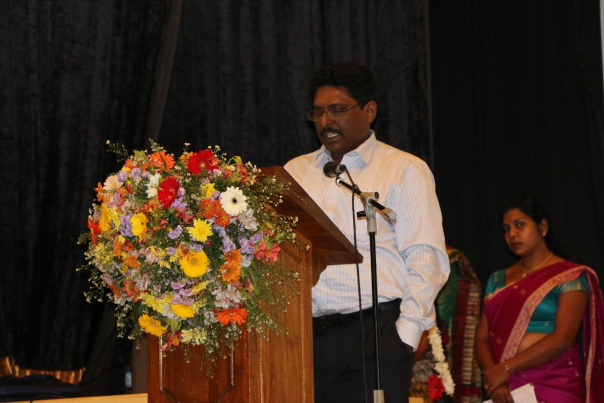 Inauguration Ceremony Tamil 4