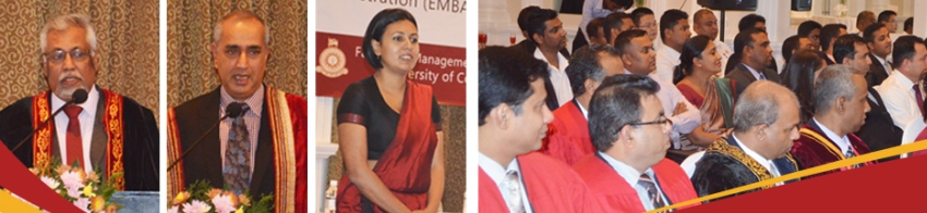 Inauguration Ceremony of EMBA programme