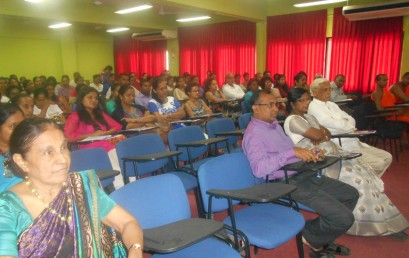 The Inauguration Ceremony of the Masters of Arts in Sinhala