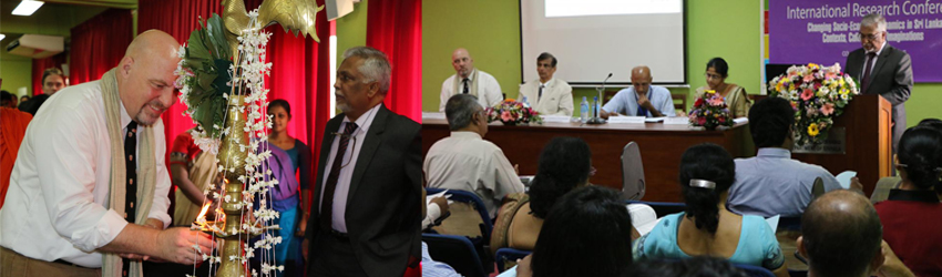 International Research Conference 2015 – Faculty of Arts