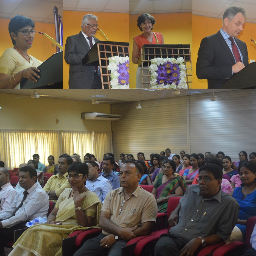 The Faculty of Graduate Studies commemorate International Women's Day