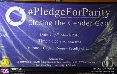 International Women's Day – Faculty of Law