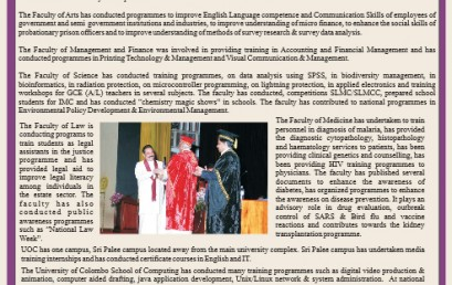The Special feature of the Convocation