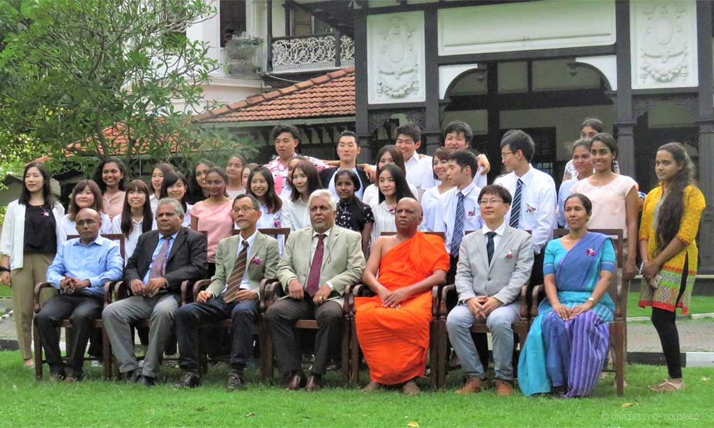 Japan-Sri Lanka Academic Forum