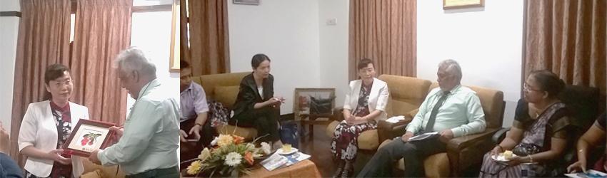 Jinan University, China to collaborate with University of Colombo